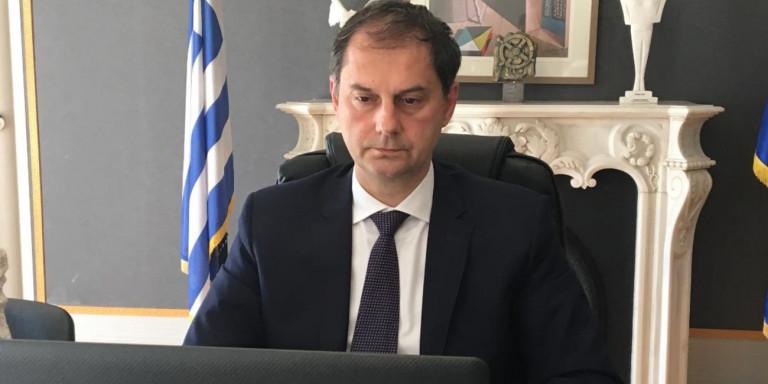 Θεοχάρης: Ετοιμάζουμε στρατηγικό πλάνο για τον αγροτουρισμό (iefimerida.gr)