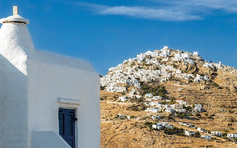 Σέριφος: Κυκλαδίτικη αυθεντικότητα (kathimerini.gr)